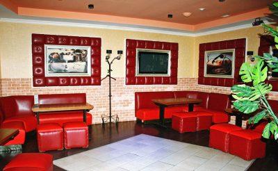 Кафе У Мангала - караоке зал