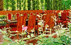 Кафе У Мангала - Летняя веранда